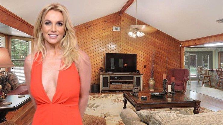 Dům, kde vyrůstala Britney Spears, je na prodej: Podívejte se do jejího dětství