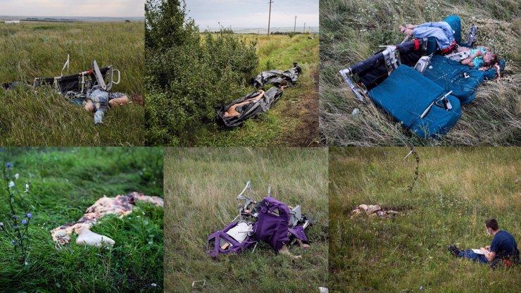 Frackovo okénko: Těla obětí katastrof byla v médiích tabu... Než přišel let MH17! Začala nová éra?