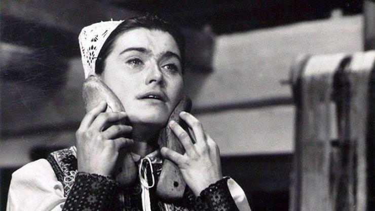 Do hereckého nebe odešla Eva Kristínová. Slovenské legendě bylo 91 let