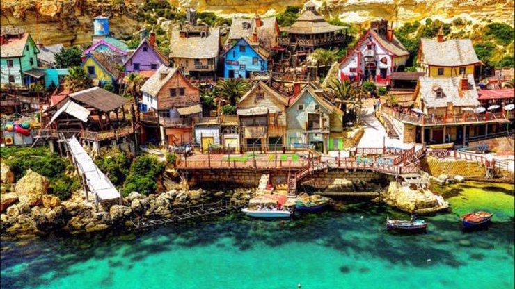 10 naprosto úžasných vesniček, kde budete chtít žít