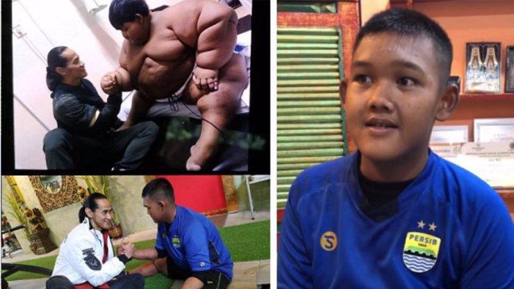 Byl nejtlustším dítětem světa, dnes inspiruje miliony lidí: Arya zhubl 110 kg a snaží se dál