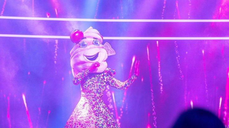 Zlatou masku opouští Zmrzlina: V kostýmu se ukrývala známá zpěvačka