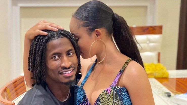 Další zamilovaná zpráva z Edenu: Slávista požádal o ruku krásnou Nigerijku
