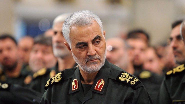 Donald Trump nechal zabít Kásima Sulejmáního: Írán volá po tvrdé odvetě