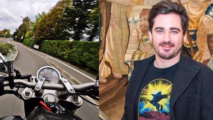 Hvězda Snowboarďáků má být v nemocnici: Vojta Kotek se vyboural na motorce