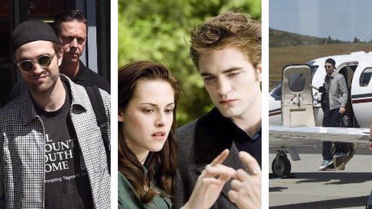 Fanynky omdlévají: Do Karlových Varů dorazila největší hvězda Robert Pattinson. Proč se držel zkrátka?