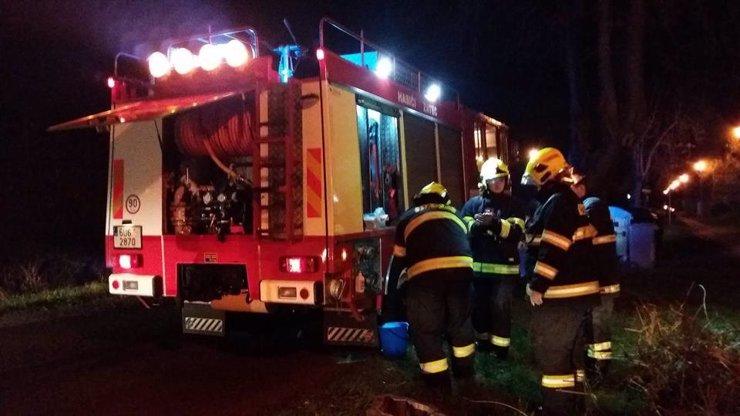 Tajné přespání ho stálo život: V chatě v Habrovanech na Ústecku uhořel 13letý chlapec