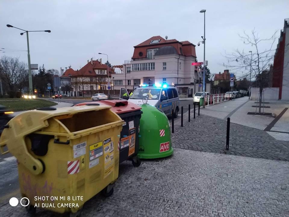 DĚSIVÉ VÁNOCE Dagmar Patrasové (62): Zdemolovala auto v centru Prahy!
