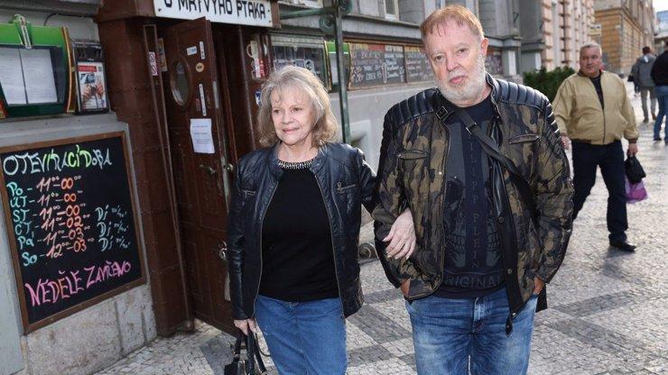 Manžel Evy Pilarové Jan Kolomazník exkluzivně: Zažili jsme spolu víc tragédií než štěstí