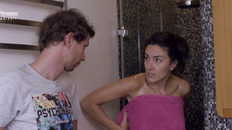 Siposová se v Černých vdovách rozhodně nestydí: Po postelové scéně ukáže bradavky