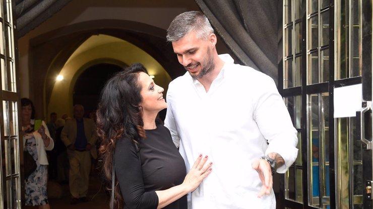 Radek Filipi je do Lucie Bílé zamilovaný po uši: Mám nejkrásnější ženu, chlubí se