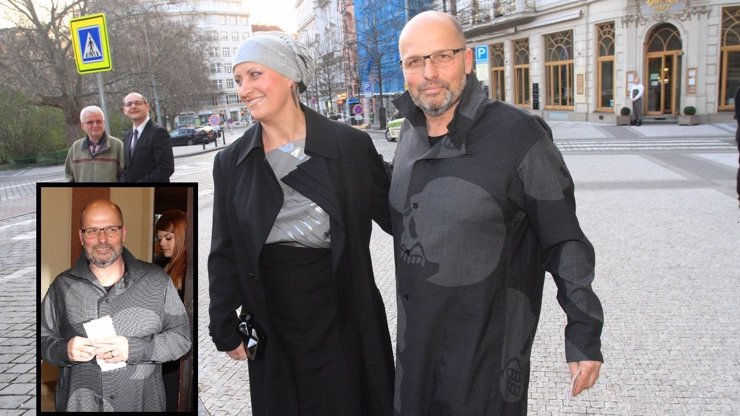 TýTý 2014: Pohlreich zaskočil i otrlé! Manželčin rakovinový tanec se smrtí připomněl dvěma kostýmy s lebkami!