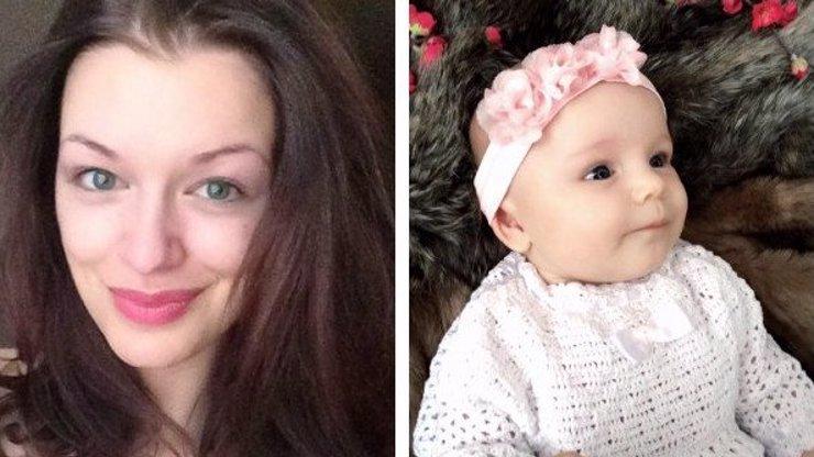 Krásná maminka Jitka Boho: Shodila make-up a ukázala svoji roztomilou dcerku!