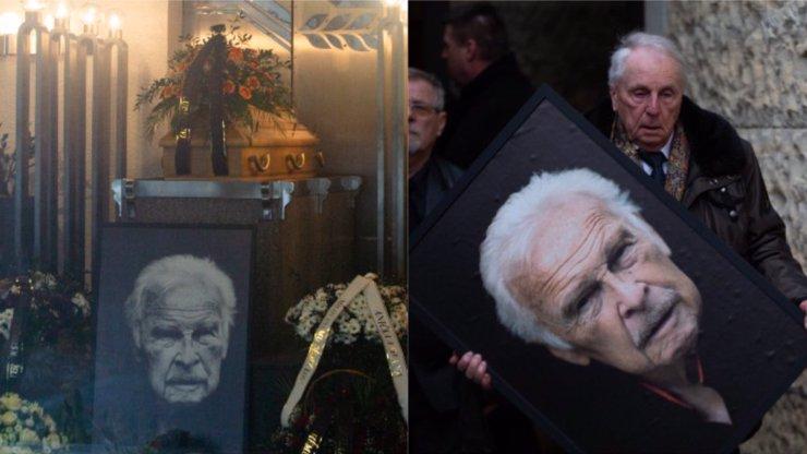 Utajený pohřeb: Víme, jak probíhalo rozloučení s Luďkem Munzarem v úzkém kruhu rodinném