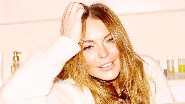 Lindsay Lohan slaví narozeniny bez drog a alkoholu: Průšvihářka se zbavila svých démonů