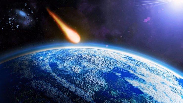 K Zemi se řítí asteroid: Podle NASA může vzplát a lidem poškodit zrak