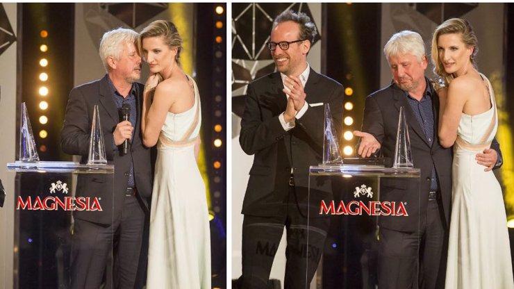 Neposedný zvuk na Lvech dostal Adélu Banášovou do náruče producenta Biermanna. Co na to snoubenec?