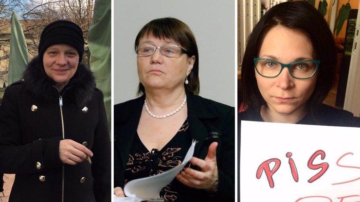 Uhlová, Šabatová, Horáková: Tahle rodina bojuje proti všem! Teď hoří spor s Babišem!