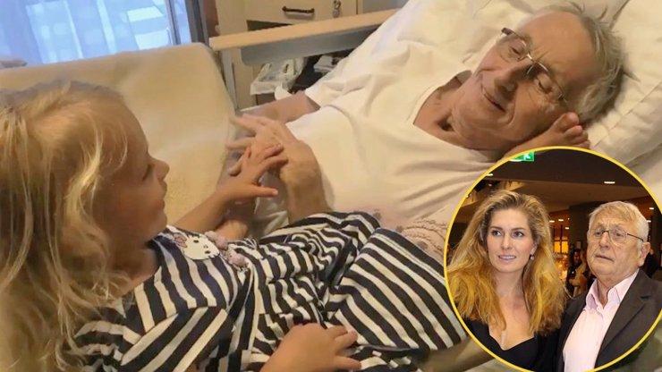 Olga Menzelová promluvila o náročné péči o Jiřího: Každý měsíc mě stál 140 tisíc korun