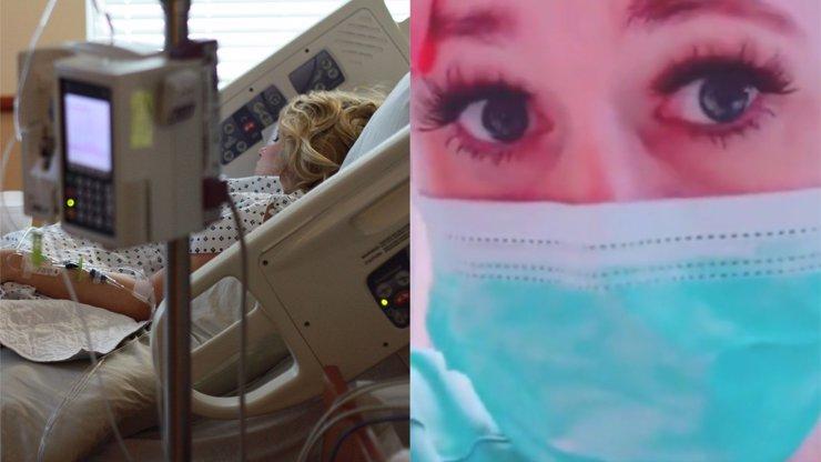 Nejkrásnější okamžik se změnil v noční můru: Žena při porodu zjistila, že milenka je jen pár metrů vedle