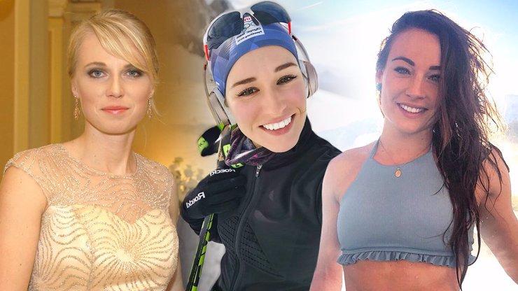 Svůdná těla pod kombinézou: 5 nejkrásnějších ledových královen startujícího MS v biatlonu