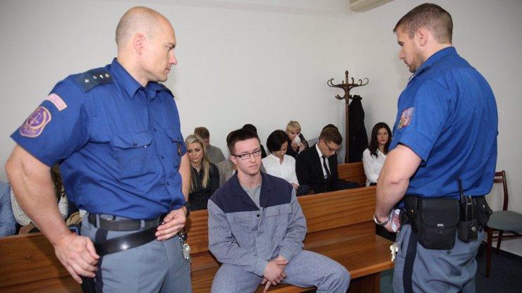 Lukáš Nečesaný znovu odsouzen! Kolik let vyfasoval nyní?