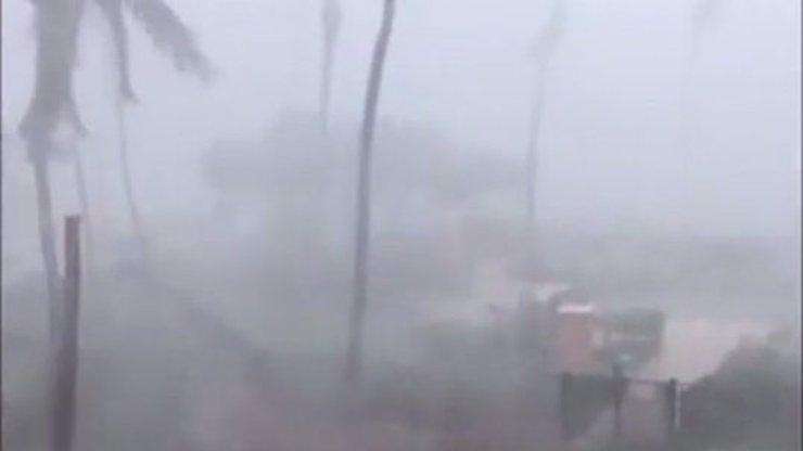 VIDEO: Takhle řádil hurikán Irma! Vítr dosahoval rychlosti až 250 kilometrů za hodinu!