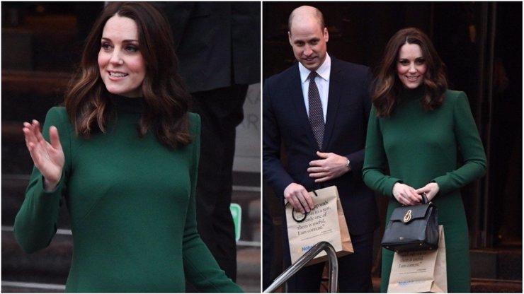 Kate a William se nemohou dočkat třetího potomka! Konečně uveřejnili, kdy přijde na svět