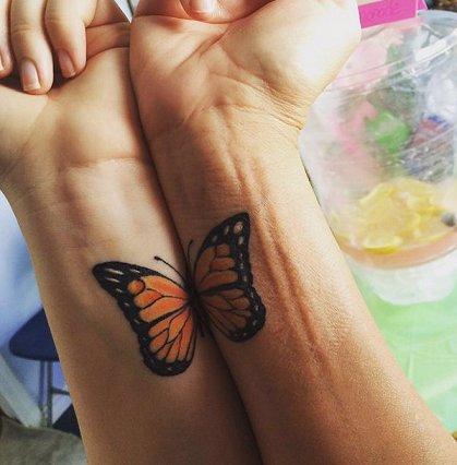 Matky a dcery si udělaly stejná tetování a je to krása!