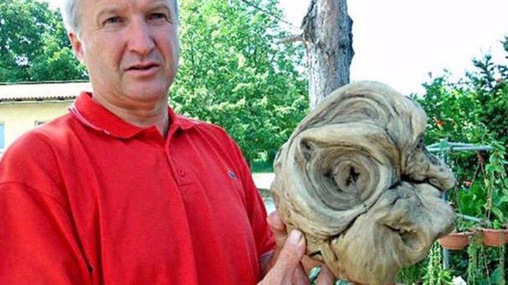 V Chorvatsku prý vykopali hlavu mimozemšťana: Přijde vám tahle koule jako ufon?