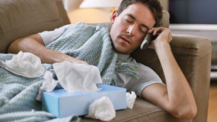 7 věcí, které začnou dělat všichni muži, kteří na podzim onemocní