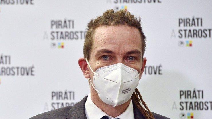 Optimismus mu nechybí: Pirát Bartoš věří v úspěch opozice
