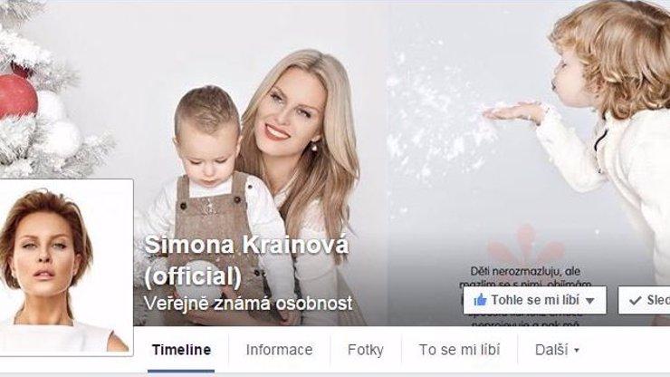 Krainová je na Facebooku za mega trapku: Takhle se mluví česky? Mrkněte do galerie, co napsala