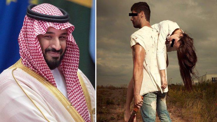 Další vražda v Saúdské Arábii? Cizince usekli hlavu, protože se nenechala znásilnit!