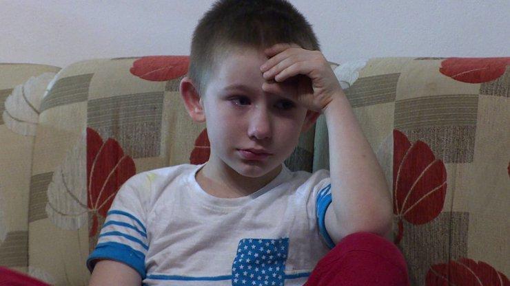 Extrémní Výměna: Veronika ji předčasně ukončila, Dominik (7) se psychicky zhroutil
