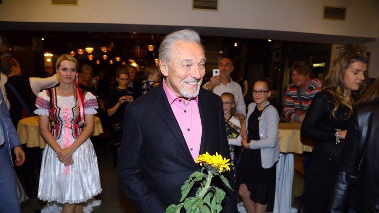 Koncerty na počest Karla Gotta: Vdova Ivana se bojí, co s nimi kvůli koronaviru bude