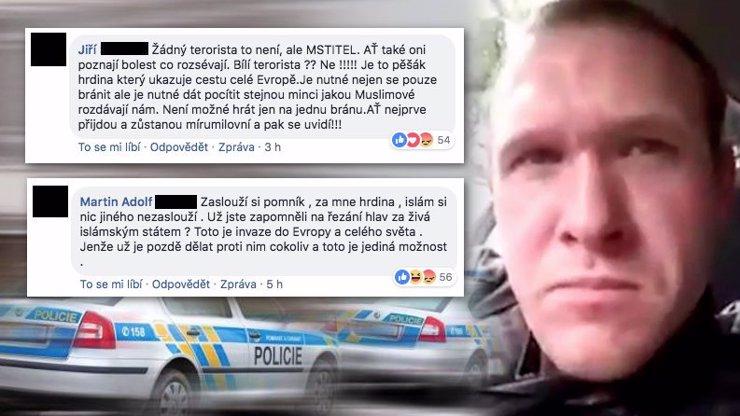 Češi schvalovali terorismus, policie po nich STÁLE JDE: Takhle pokračuje vyšetřování