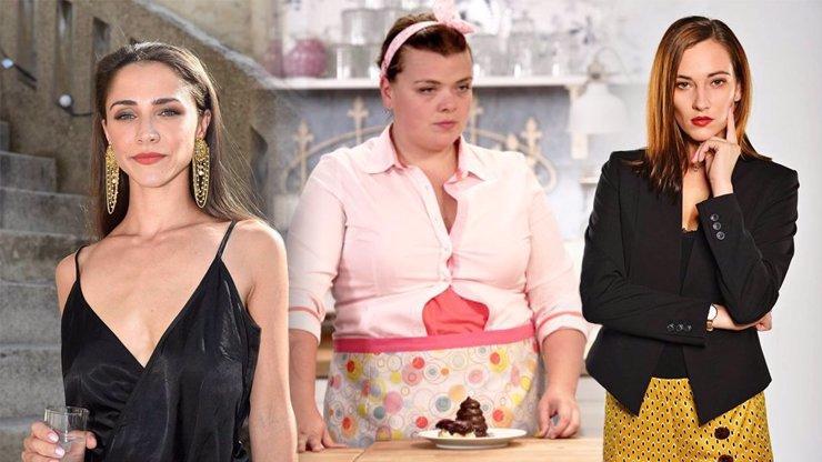 3 nevěsty v seriálu Slunečná: Takhle to krásným herečkám slušelo ve svatebních šatech