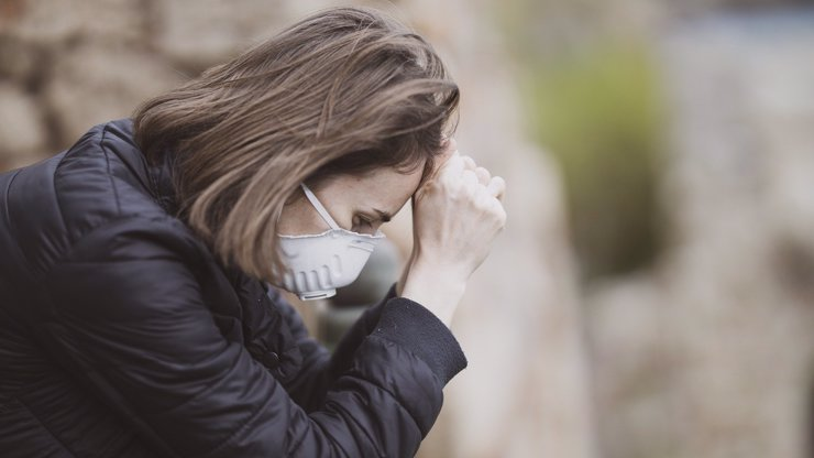Zdravotní sestřičku Kateřinu zabil koronavirus: Dcera Anetka (7) jí k rakvi dala dojemný vzkaz