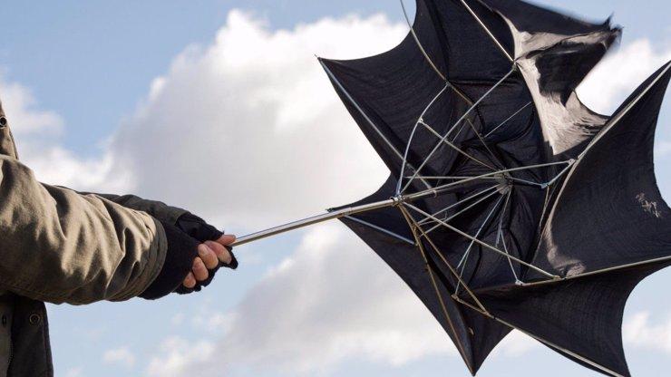 Na Česko udeří silný vítr: Meteorologové varují před nebezpečím úrazu