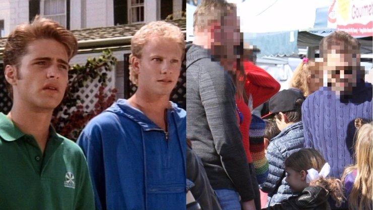 Hvězdy seriálu Beverly Hills 90210 se změnily k nepoznání! Jak vypadají Brandon a Steve dnes?