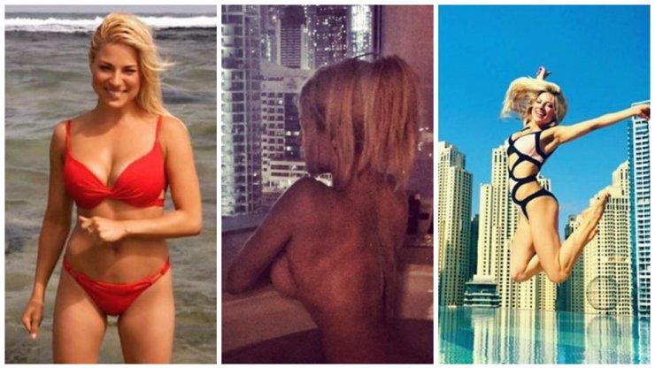 Eva Perkausová slaví 23. narozeniny! Pojďme se podívat na její nejlepší fotky!