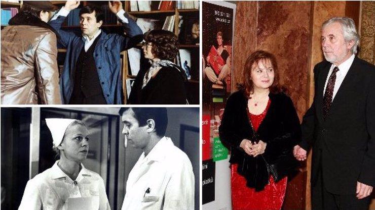 Jak stárne jeden z nejoblíbenějších českých herců? Josef Abrhám od playboye po dědu v 8 fotografiích
