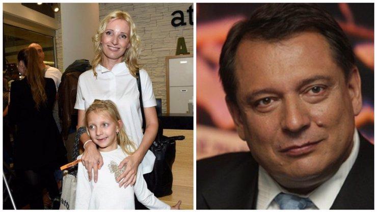 Smutek vystřídala radost: Téměř po roce Jiří Paroubek tráví čas s dcerou