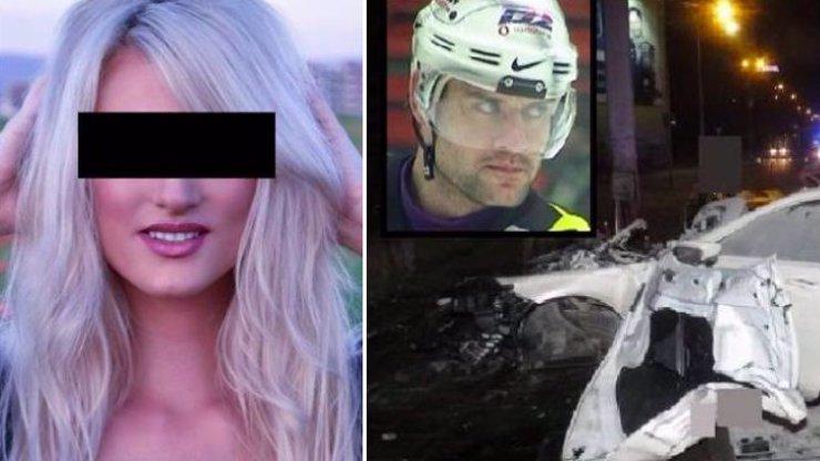 Před smrtelnou nehodou PIVO A 16 PANÁKŮ! Hokejista Kunce promluvil o tragédii, při které zemřela krásná Jana (†28)!
