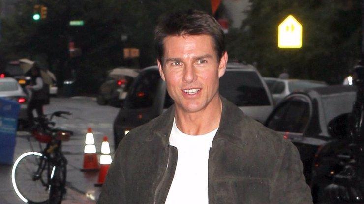 Okradli Toma Cruise! Při natáčení Mission Impossible 7 mu zmizelo BMW