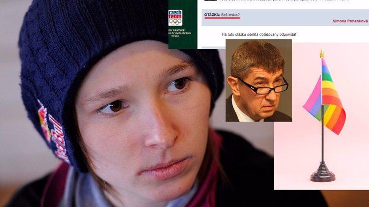 Sexuální útok na Pančochovou: Babišovy noviny ji donutily připustit spekulace o lesbické orientaci! Tohle si naše Šárka opravdu nezasloužila!