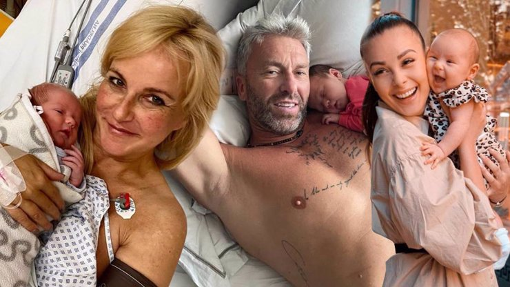 Rok 2020 nebyl jen o pandemii: Tyto celebrity se letos staly rodiči a poznaly velké štěstí