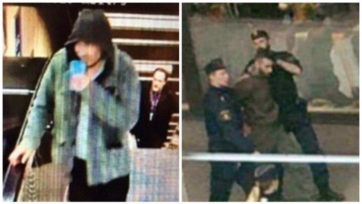 MASAKR VE STOCKHOLMU: Záhadný útočník dopaden! Přiznal odpovědnost za celý útok!