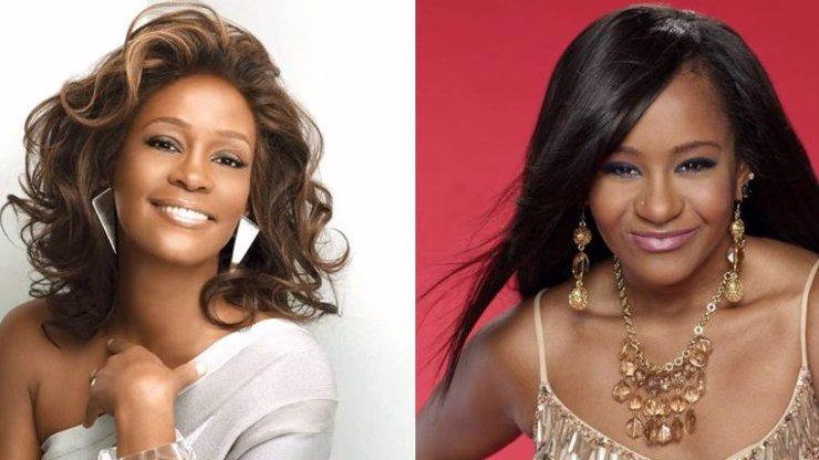 Whitney Houston by slavila 56: Smrt si přišla pro ni, pak i pro její dceru Bobbi Kristinu